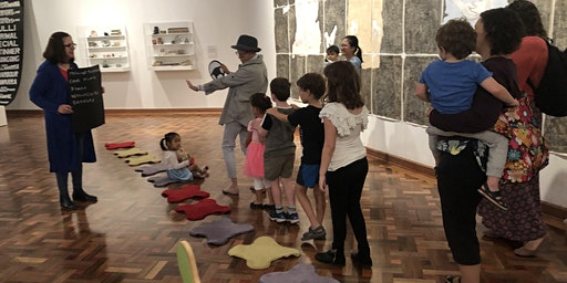 Dion Bus Stop Junior Art Trail - Family Fun Day - February 2020