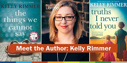 Meet the Author: Kelly Rimmer - Redcliffe Library