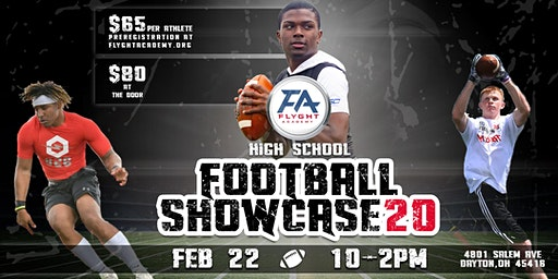 Flyght Academy High School Football Showcase '20