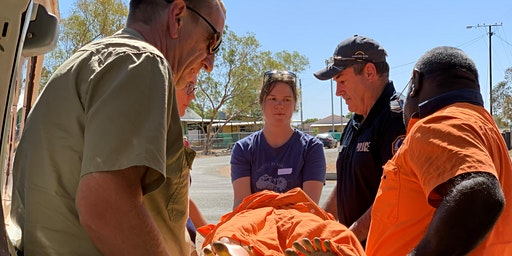CareFlight MediSim Trauma Care Workshop -Darwin NT 8/3/20