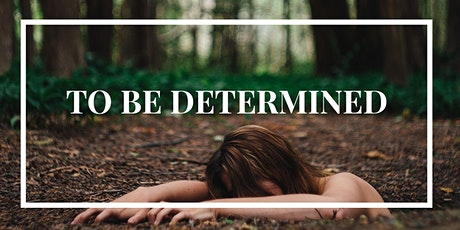 To Be Determined: A Dance Project tickets