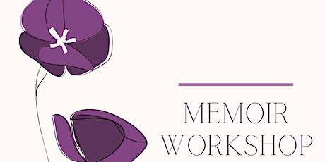 Memoir Workshop tickets