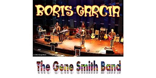 Boris Garcia - Americana/Pop/Bluegrass, with The Gene Smith Band