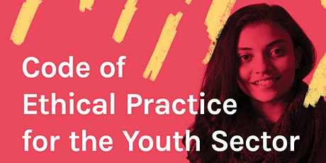 Youth Work - Code of Ethical Practice tickets