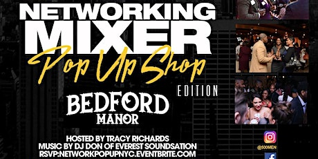 "Networking Mixer  "" POP SHOP EDITION"" tickets"