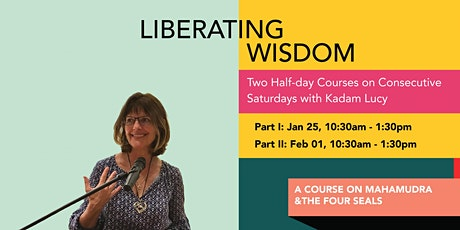 Liberating Wisdom tickets