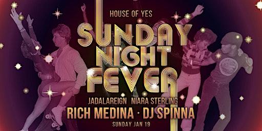 Sunday Night Fever: Rich Medina + DJ Spinna