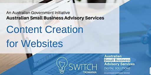 Content Creation for Websites I Zeehan