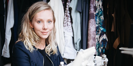 How to Create a Sustainable Wardrobe | With Courtney Holm tickets