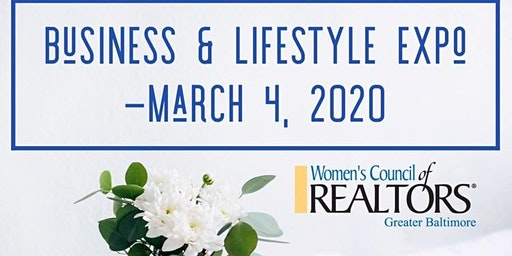 Women's Council Greater Baltimore Business & Lifestyle Expo 2020