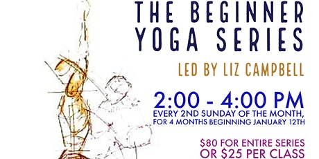 The Beginner Yoga Series tickets