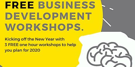 FREE Business Development Workshops tickets