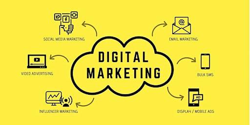 Digital Marketing Training in Toledo, OH   Content marketing, seo, search engine marketing, social media marketing, search engine optimization, internet marketing, google ad sponsored training   January 6, 2020 - January 29, 2020