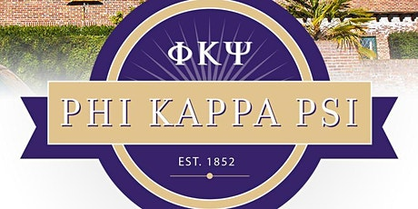 Seattle Phi Kappa Psi Founder's Day 2020 tickets