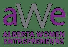 Alberta Women Entrepreneurs (AWE) logo