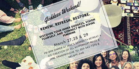 Goddess Weekend tickets
