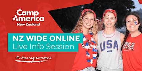 Live Online Information Session - Monday 3 Feb 2020 tickets
