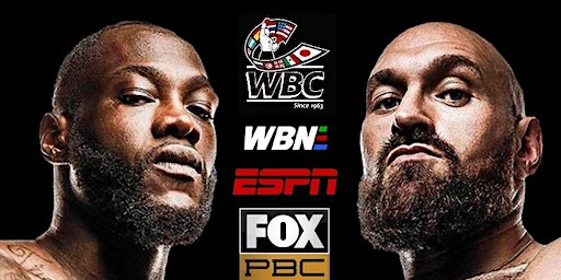 Wilder vs Fury 2 Watch Party
