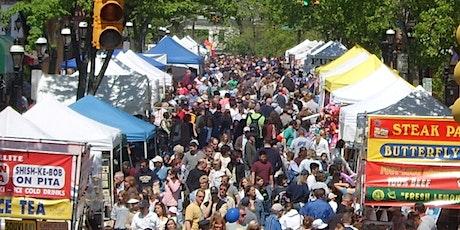 Cranford Street Fair & Craft Show tickets
