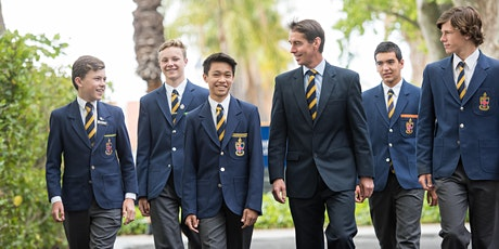 Christ Church Grammar School - Principal's Senior School Tour tickets