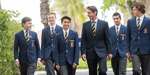 Christ Church Grammar School - Principal's Senior School Tour