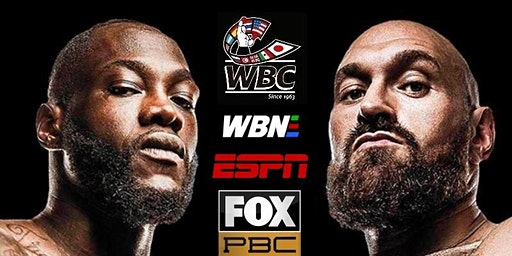 Copy of Wilder vs Fury 2 Watch Party