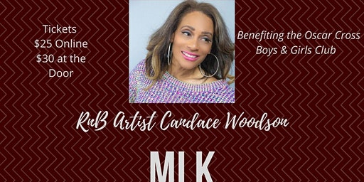 MLK Concert Ft. Candace Woodson