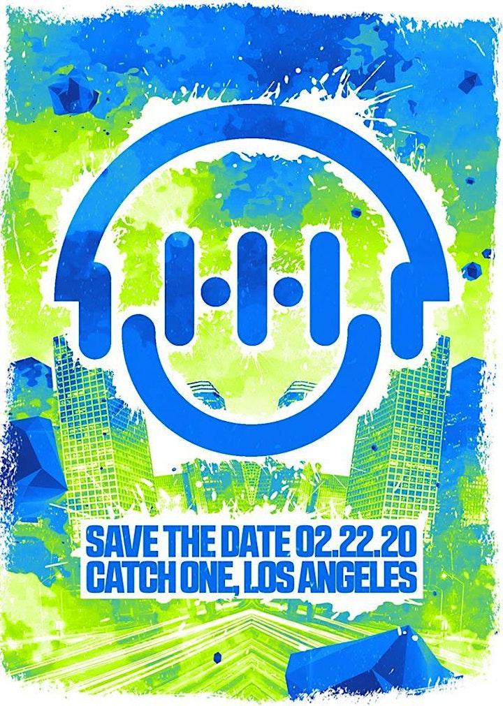 Hardcore Heaven: LA  02/22/20 image