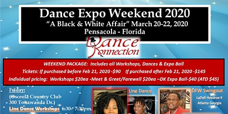 Dance Konnection EXPO 2020 tickets