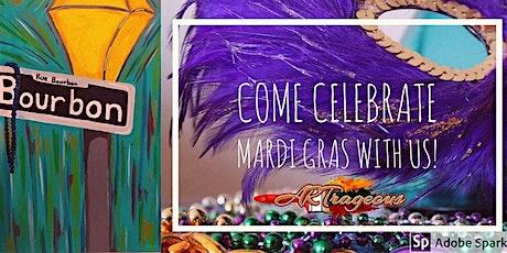 Mardi Gras Night: Paint Night tickets