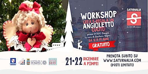 ANGIOLETTO CUCITO (workshop gratuito)