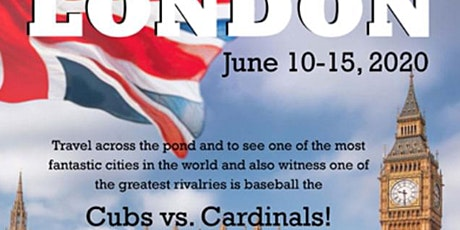 Cards vs. Cubs London 2020 tickets