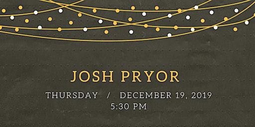 Josh Pryor