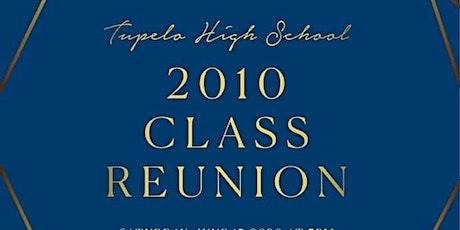 2010 Class Reunion  tickets