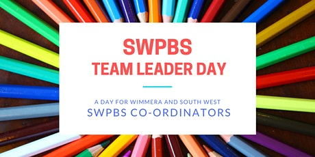 SWPBS Team Leader Training - FOR SWPBS Co-ordinators - Heywood tickets