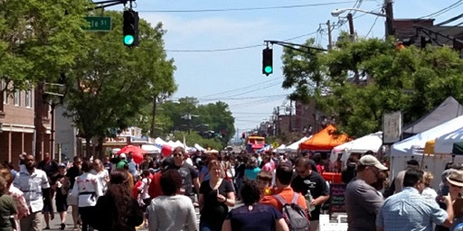 Maplewood/Mayfest Street Fair and Craft Show