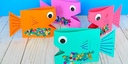 Fish Story Time & Craft