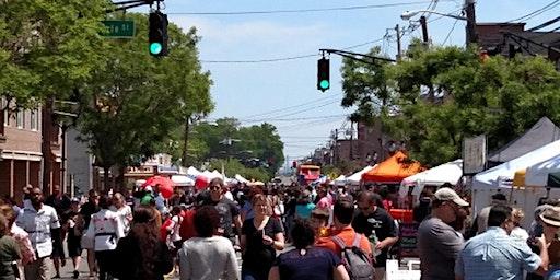 Glen Rock Street Fair & Craft Show