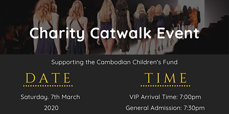 Charity Catwalk Event tickets