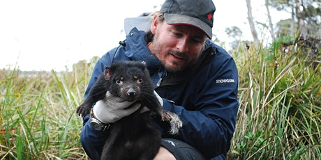 Tassie Devil Talk @ Kingston Library tickets