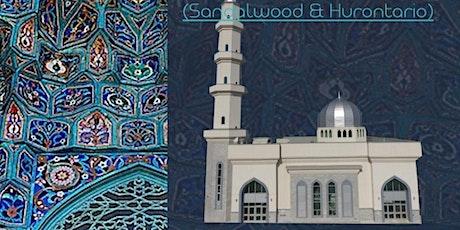 Mubarak Mosque Open House tickets