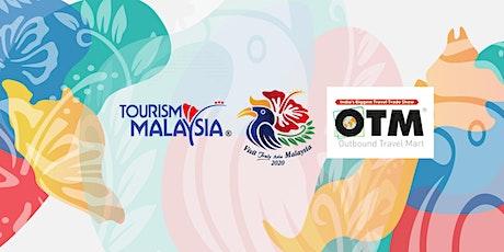 Outbound Travel Mart, OTM 2020 tickets