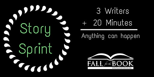 Fall for the Book Pop-Up Lit Night:  Story Sprint