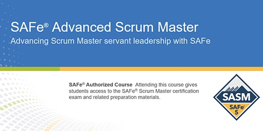 SAFe® Advanced Scrum Master Certification Training in Montreal, Canada