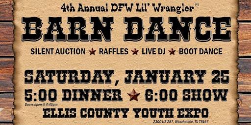 2020 DFW Lil' Wrangler Barn Dance