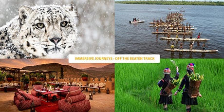 Immersive Journeys – Off the Beaten Track tickets