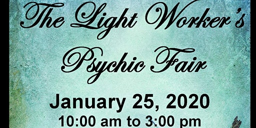 The Light Worker's Psychic Fair
