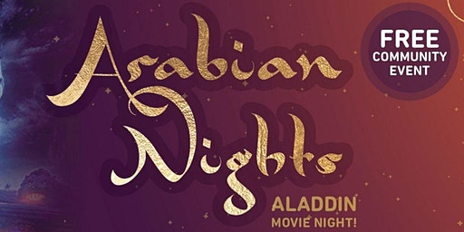 Waratah Moonlight Cinema, Arabian Nights