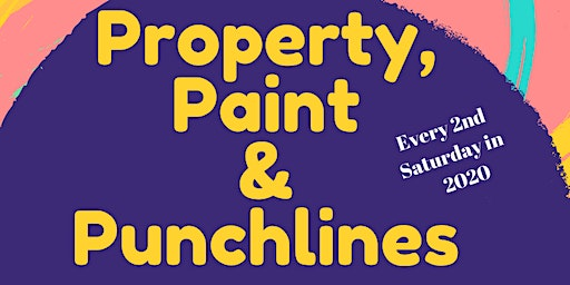 Property, Paint, and Punchlines