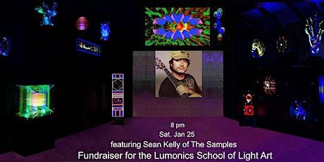 Lumonics Fundraiser featuring The Samples' Sean Kelly tickets
